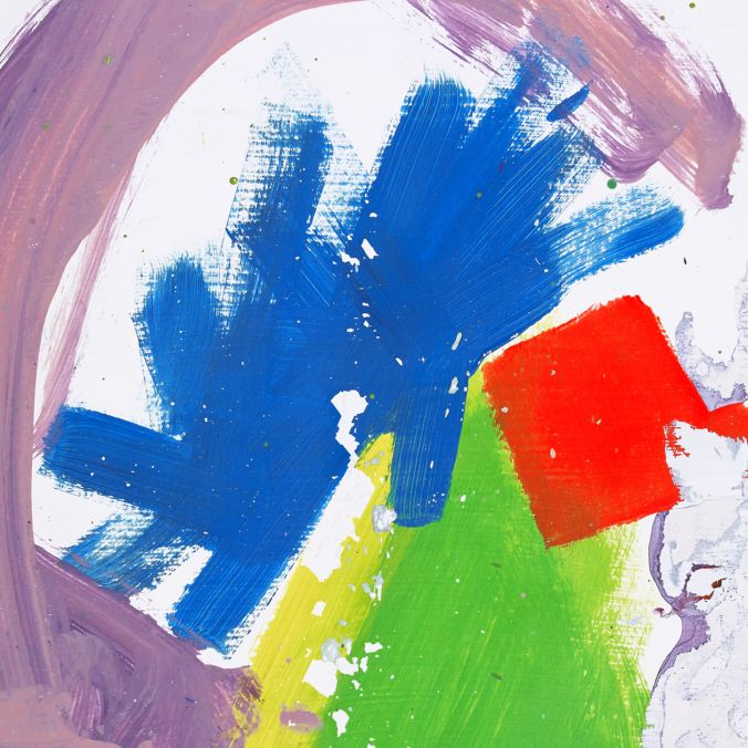 Alt J - 'This Is All Yours' Album Artwork (Wikipedia 2014)